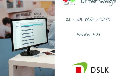 CuPlan auf dem DSLK 2019 in Düsseldorf
