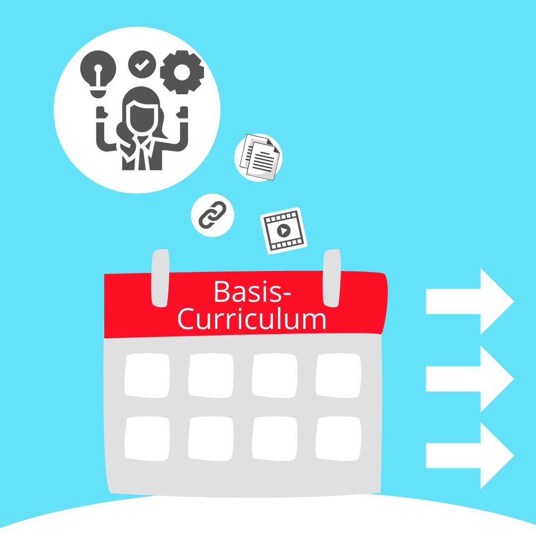 Basis-Curriculum anlegen
